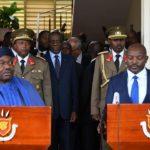 Son Excellence ALi Bongo ONDIMBA, Président du Gabon en visite officielle au Burundi