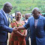 Réunion d'évaluation avec les gouverneurs de province et les administrateurs communaux