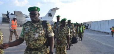 Le 40ème bataillon AMISOM termine sa mission en Somalie avec un bilan largement positif