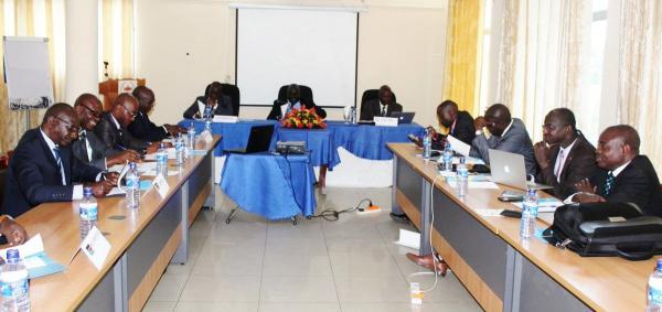 Afrique de l'Est: création d'une école supérieure de commandement de l'Etat-major