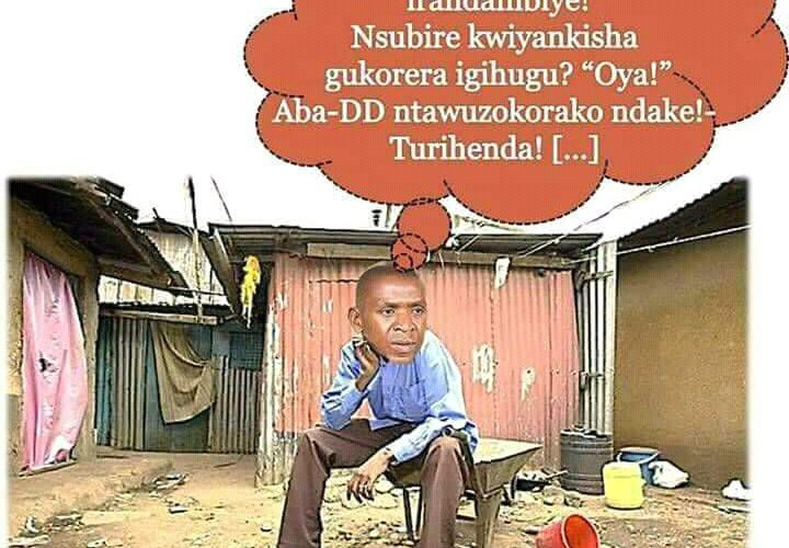 Mr Agathon Rwasa a brulé sa dernière cartouche, ses patrons néo-colons toussent.
