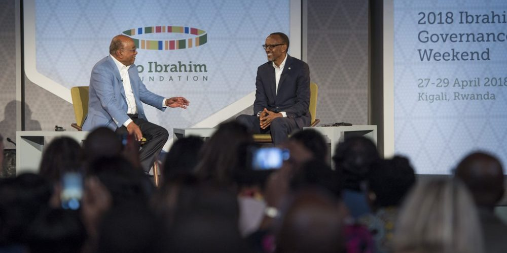 Burundi : MO IBRAHIM, ami de SOROS, à KIGALI …