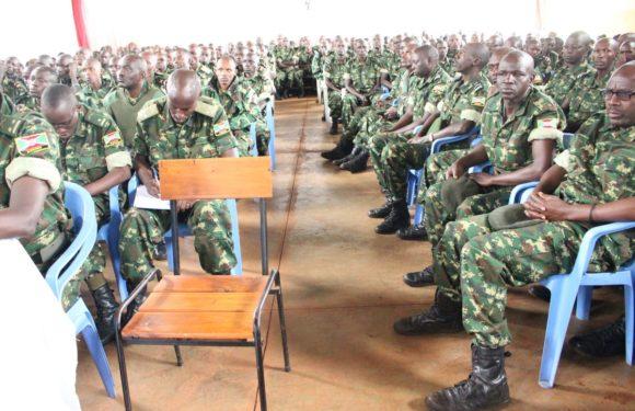 1.085 candidats officiers  pour l'accès à l'ISCAM