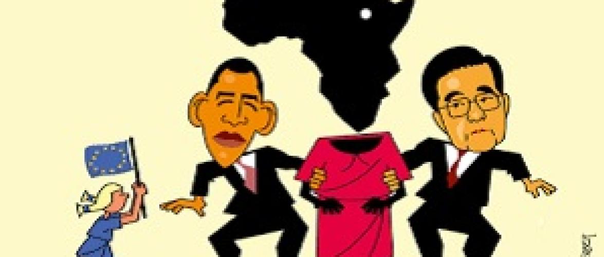 ROUTE DE LA SOIE – SUD / GRANDS LACS AFRICAINS – GEOPOLITIQUE : La Chine, le Cobalt et les Plans de Révolution de Couleur des USA pour le Congo