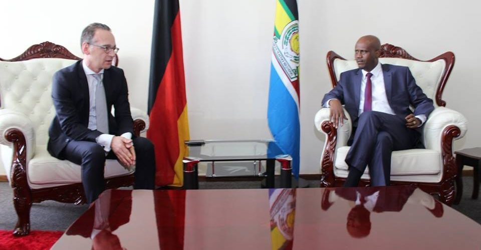 L'Allemagne renforce sa coopération avec l'East African Community