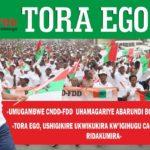 Trois ans après le coup d'Etat manqué, le Burundi s'affermit de plus en plus