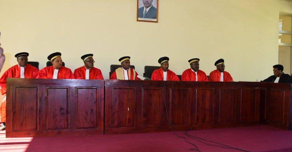 Burundi :  La Cour Constitutionnelle valide le Référendum Constitutionnel du jeudi 17 mai 2018