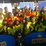 FOOTBALL : Messager FC  sacré Champion 2017-2018 de la Primus Ligue