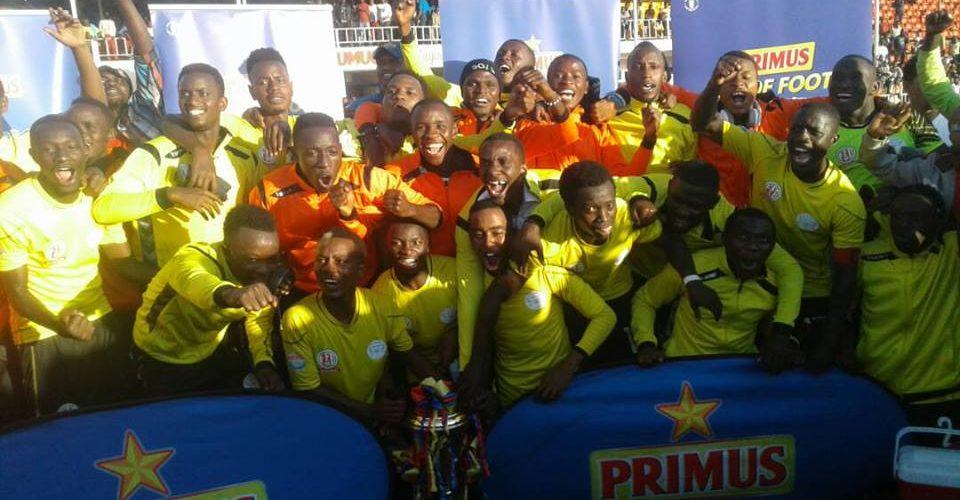 FOOTBALL : Messager FC  sacré Champion 2017-2018 de la Primus Ligue