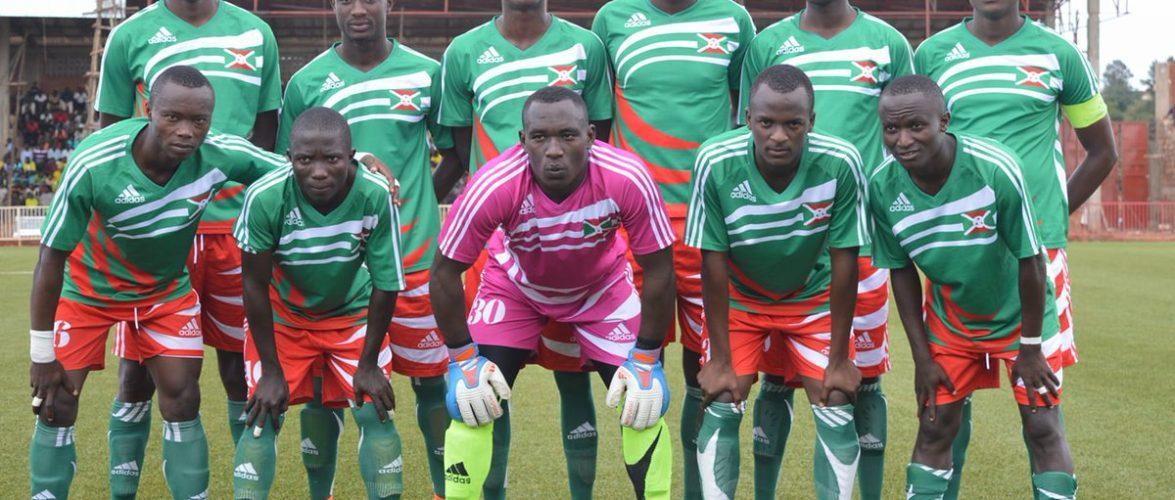 CANU20 / FOOTBALL : Victoire du Burundi face au Soudan – 2 à 0, 3ème tour contre la Zambie