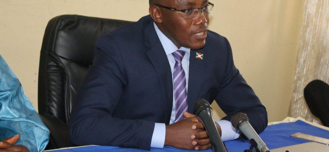 """Le Burundi reste """"vigilant face à l'épidémie d'Ebola"""" signalée en RDC voisine"""