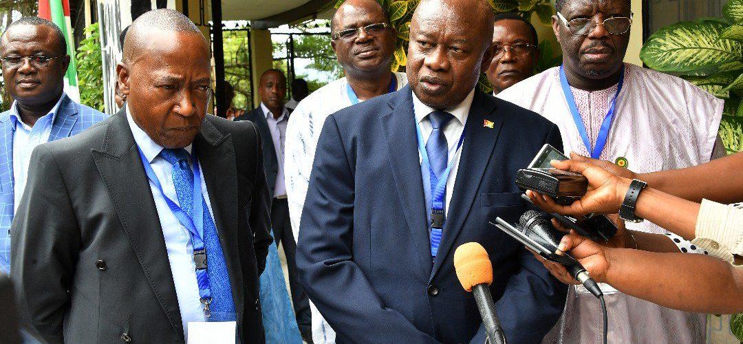 L'UPA s'engage à plaider la cause du Burundi auprès des instances internationales