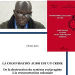 A Genève, le Sénégalais Doudou Diène crache son venin. C'est normal il doit obéir à ses patrons? Le 26 juin 2018 il disait la même chose!
