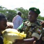 La solidarité entre les militaires Burundais et la population somalienne n'est plus un secret