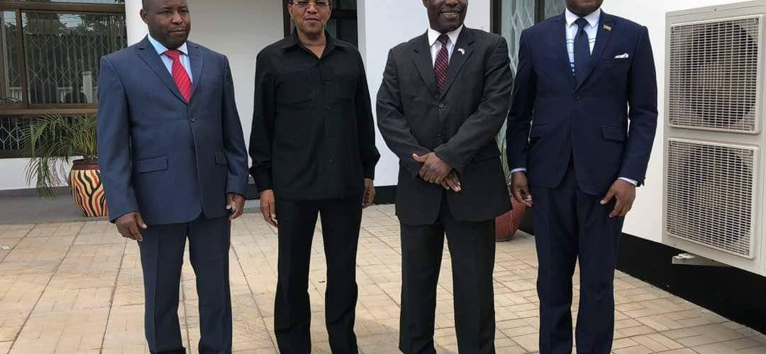 Le SG du CNDD-FDD à DAR au Sommet entre le PCC Chinois et  les formations politiques africaines