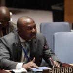 L' Ambassadeur Albert Shingiro - Le Burundi  plus de 6.000 Casques Bleus mobilisés pour la Paix dans le Monde.
