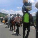 Les personnes refoulées par le Rwanda réclament de revoir leurs familles