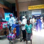 Rapatriement par avion du premier groupe de 48 burundais réfugiés au Kenya