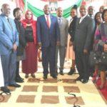Le Chef de l'Etat burundais reçoit une délégation de l'association des Ombudsmans africains Politique