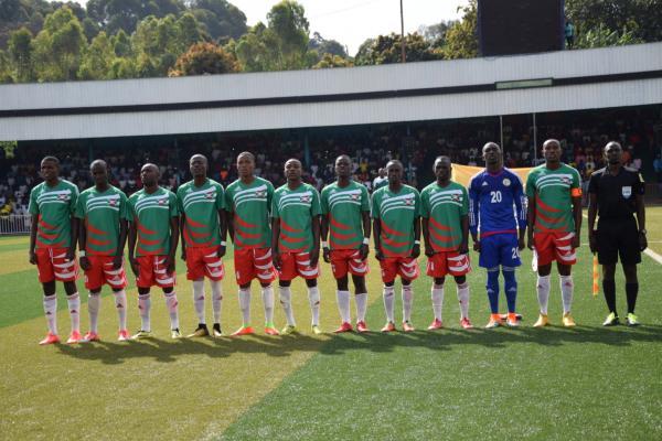 Le Burundi qualifié pour la CAN des moins de 20 ans