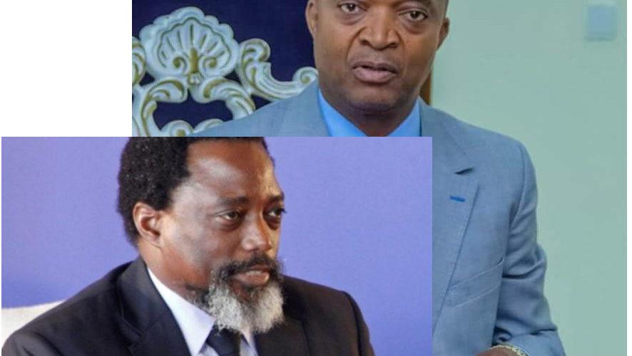 RDC / ELECTION 2018 –  M. Emmanuel Ramazani Shadary (PPRD) est le dauphin de Joseph Kabila