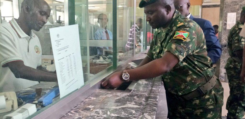 Burundi : La CECAD verse 118.620 USD pour les élections de 2020