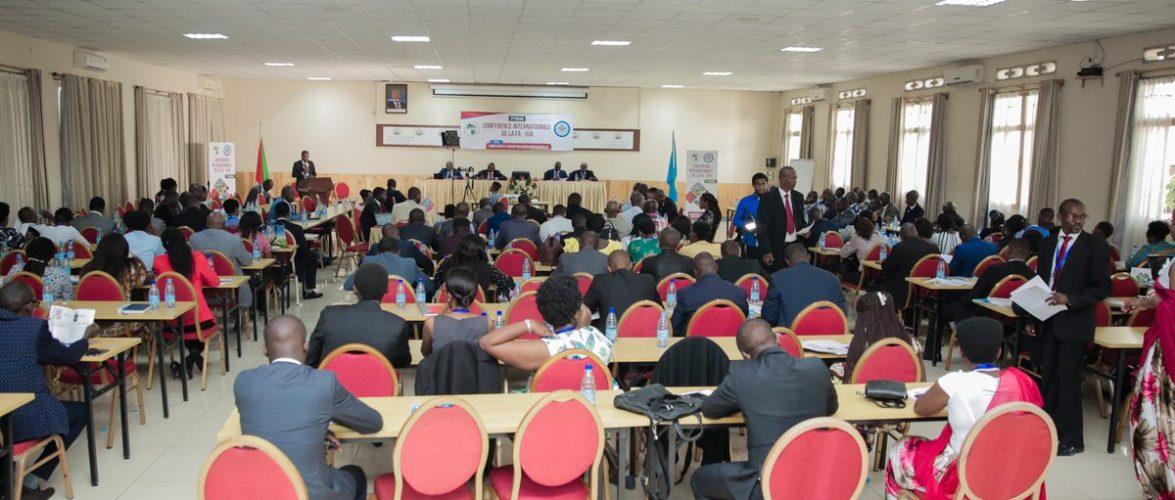 La Fédération Africaine des Associations et Unions de Jeunes avocats est au Burundi du 10 au 12 Août 2018