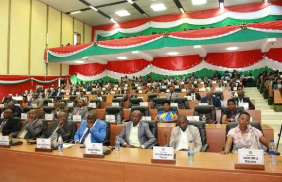 Burundi : l'Assemblée Nationale appelle à la reprise de la coopération avec ses anciens partenaires
