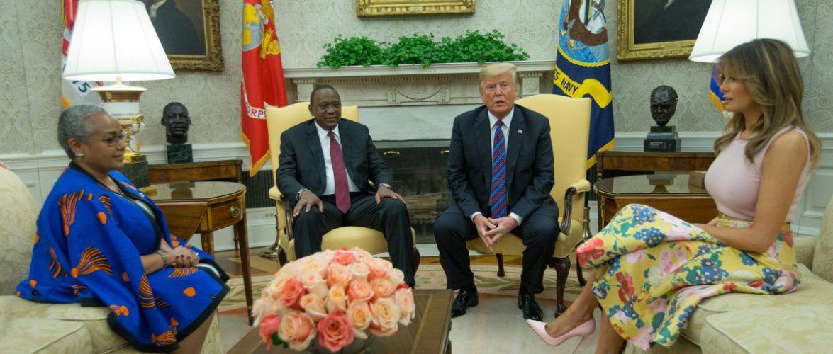 Le Kenya sera une base arrière économique US face à la Chine