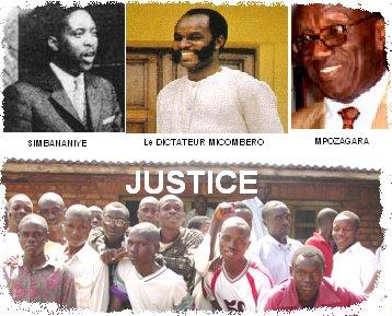 Burundi / France :  Le tortionnaire de 1965 et 1969 – M. MPOZAGARA Gabriel à nouveau en procès pour esclavagisme