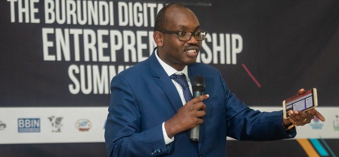 The Burundi Digital Entrepreneurship Summit 2018