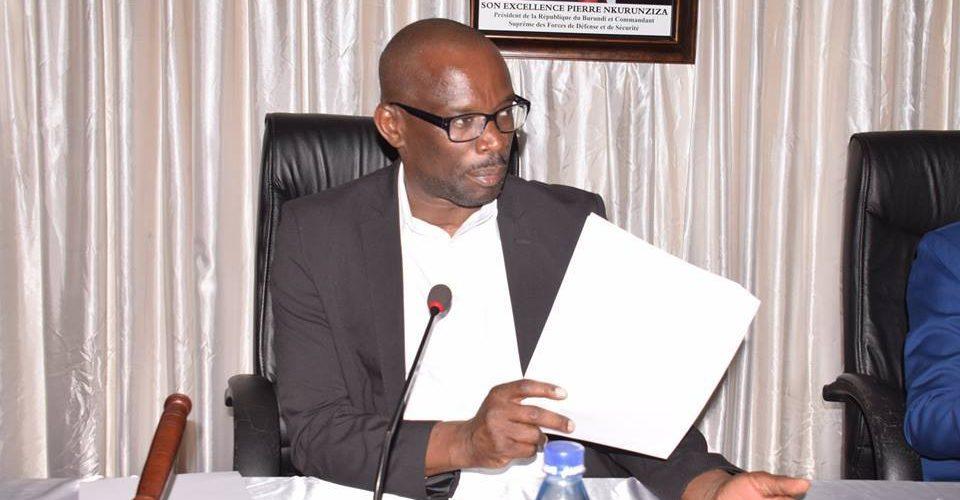 Le Sénat invite l'UE à faire une lecture positive de la situation politique du Burundi