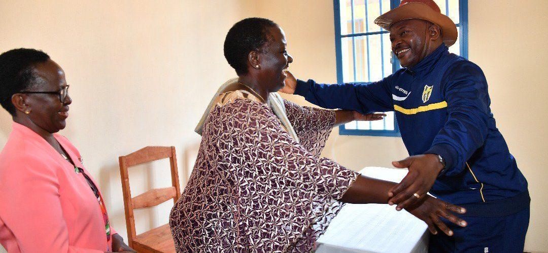 Communique Final de la Mission Conjointe de Solidarite au Burundi ONU, l'UA et la CIRGL
