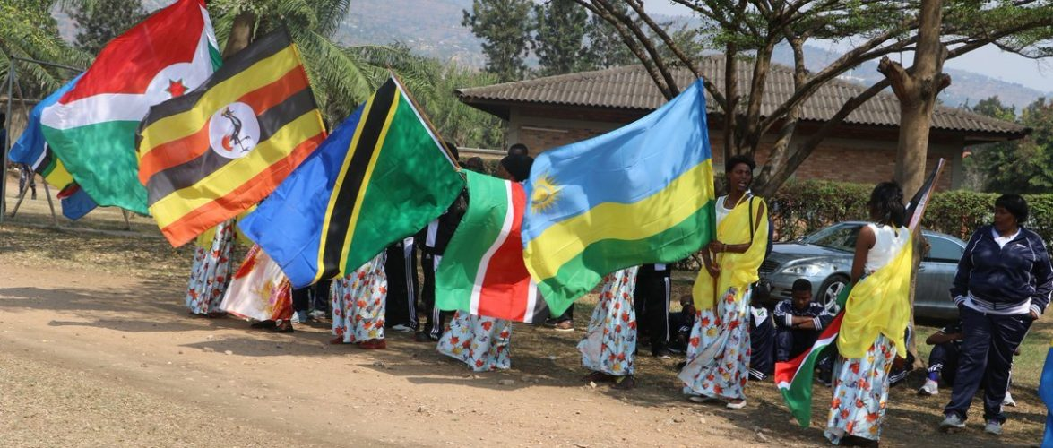 Le Burundi abrite la 1ère édition du tournoi des jeux sportifs de l'EAC