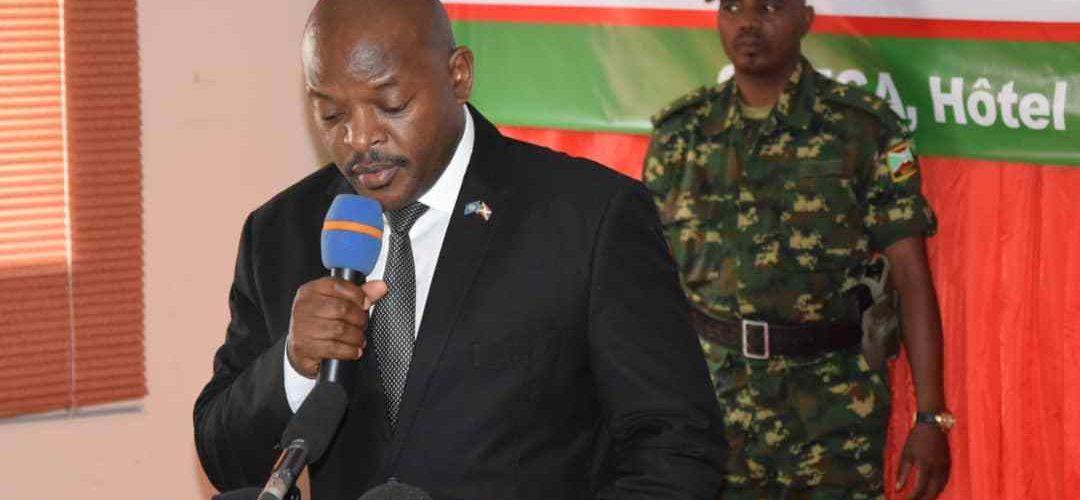 Discours du Président lors du lancement officiel du Plan National de Développement 2018-2027