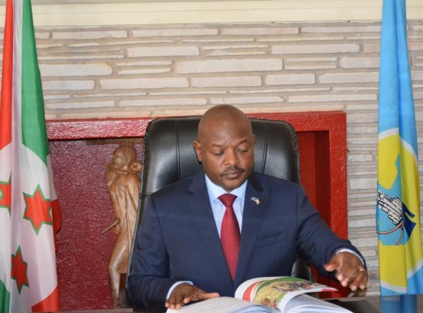 Les membres du Gouvernement du Burundi en retraite de 2 jours à Gitega