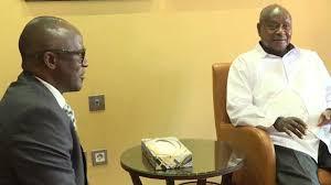 Le 1er Vice-président du Burundi reçu par le Président ougandais Yoweri Kaguta Museveni