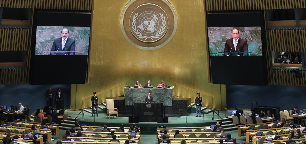 L'assemblée générale annuelle de l'ONU révèle surtout l'affaiblissement de l'Occident