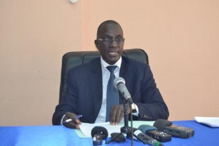 Dr KAZIHISE remplace M. NDAYICARIYE à la tête de la CENI du Burundi
