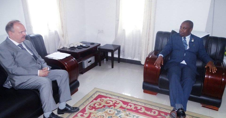 Burundi : Le nouvel Ambassadeur de la République Fédérale d'Allemagne – M. Michael Häusler