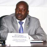 Burundi : Nomination du nouveau porte-parole du gouvernement - M. Prosper Ntahorwamiye