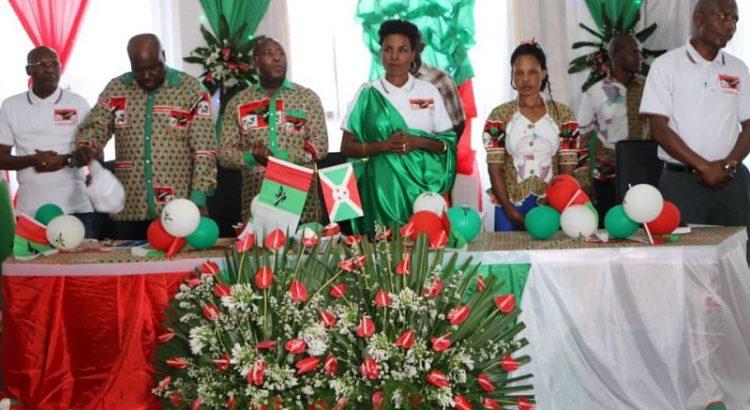 Burundi : Le CNDD-FDD, inspiré d'Imana, veut combattre l'injustice et la pauvreté