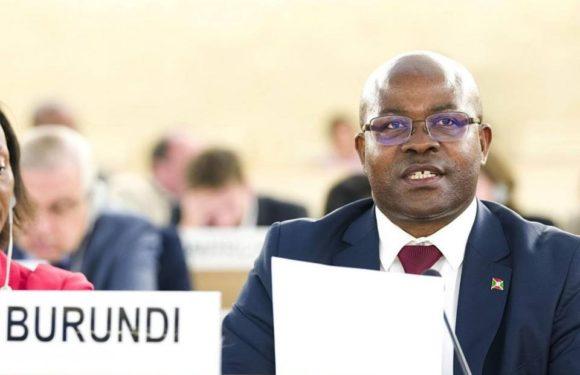 ONU / Burundi :  Regret de la mise en oeuvre à caractère clandestin de la résolution 36/2