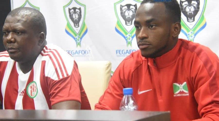 FOOTBALL / CAN 2019 :  Gabon 1 – 1  Burundi