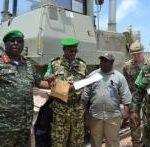 Le gouvernement du Royaume -Uni accroit son soutien logistique à l'AMISOM