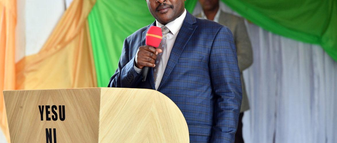 Le peuple burundais fermement engagé à vivre dans la paix