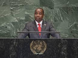 Déclaration de S.E.M. Ezéchiel NIBIGIRA, Ministre des Affaires étrangères de la République du Burundi à la 73ème session ordinaire de l'assemblée générale de l'ONU, New York, le 29 septembre 2018