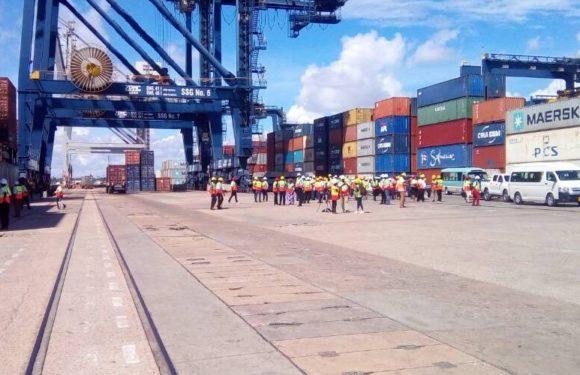 Les opérateurs économiques satisfaits de l'opérationnalisation du territoire douanier unique