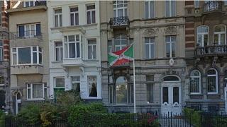 Commémoration à Bruxelles de l'assassinat du Président Melchior Ndadaye