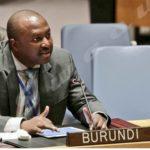 Burundi : Discours de S.E.M l'Ambassadeur Albert SHINGIRO, à l'ONU, concernant le rapport A/HRC/39/63